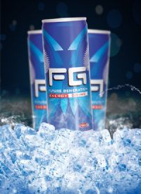 Future Generation Energy Drink
