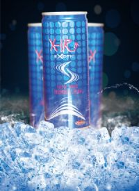 X!R Exotic Drink